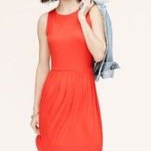 no.nu Beautiful Coral Balloon Shape Dress